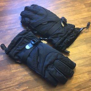Head Outlast Snow Gloves Waterproof Breathable